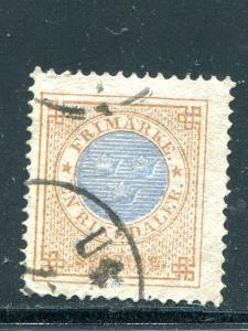 Sweden #27a  Used  VF