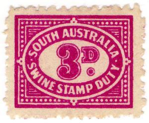 (I.B) Australia - South Australia Revenue : Swine Duty 3d