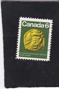 CANADA #531  used
