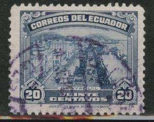 Ecuador Scott 408A used 1942-1944 stamp