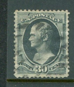 United States #165 Used (LOT#L)