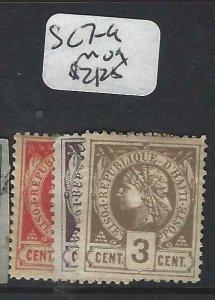 HAITI  (P1506B)  SC 7-9   MOG