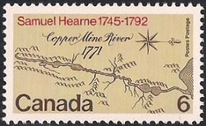 Canada #540 6 cent Hearne M OG NH EGRADED XF-SUPERB 95 XXF