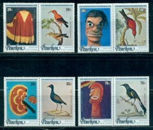 Penrhyn Island #93-96  MNH  Scott $8.05