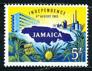 Jamaica #184 Single MH