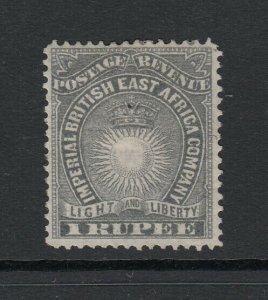 British East Africa, Sc 26 (SG 15), MHR