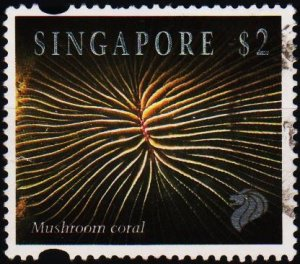 Singapore. 1994 $2 S.G.751 Fine Used