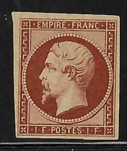 France #21 Mint VF-XF Superb C$7000.00 - Rare