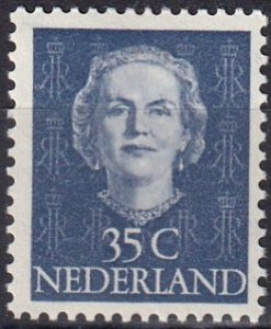 Netherlands #314  F-VF Unused CV $21.00 (Z8144)