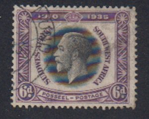 Southwest Africa - 1935 - SC 124 - Used
