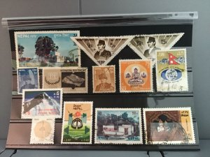 Nepal used  stamps  R22765