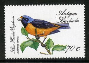 ANTIGUA & BARBUDA 1077 MNH SCV $1.25 BIN $0.75 BIRD