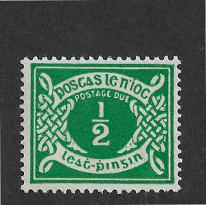 Ireland Scott # J5 VF NH with nice color scv $ 28 ! see pic !