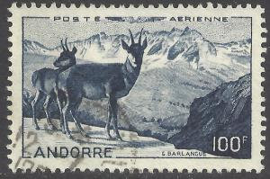 ANDORRA-FRENCH SCOTT C1