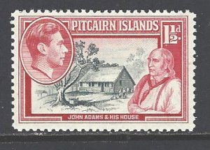 Pitcairn Islands Sc # 3 mint hinged (RS)