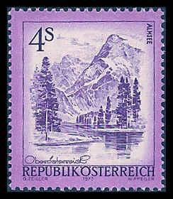 Austria 964 Mint VF NH