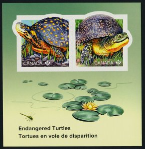 Canada 3179 MNH Endangered Turtles