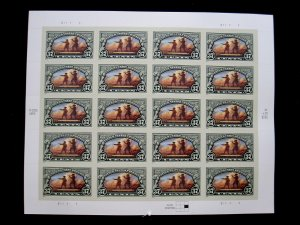 US - SCOTT# 3854 - PANE 20 - MNH - CAT VAL $22.50 (_4)