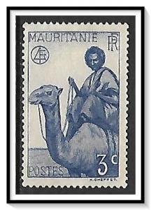 Mauritania #77 Camel Rider NG