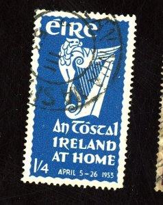 IRELAND #148 USED VF Cat $33