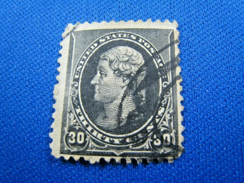 UNITED STATES,  1890   SCOTT #228 -  Used