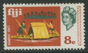 STAMP STATION PERTH Fiji #266 General Issue 1969 - MNH CV$0.25