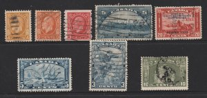 Canada a small used lot of KGV better cv items