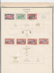 Senegal Stamps Ref 14610
