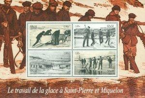 SAINT PIERRE & MIQUELON 868 SCV $10.50 BIN $5.50