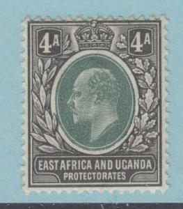 EAST AFRICA AND UGANDA 6 MINT HINGED OG * NO FAULTS EXTRA FINE !