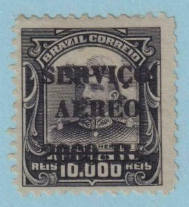 BRAZIL C11 AIRMAIL  MINT HINGED OG * NO FAULTS EXTRA FINE!