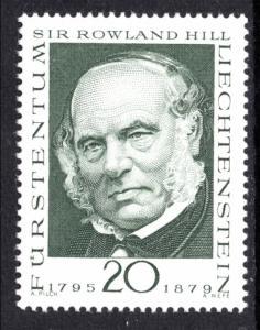 Liechtenstein 447 MNH VF