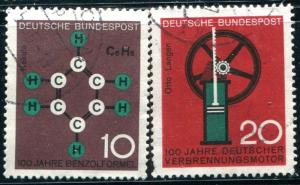 Germany Sc#892-3 Used (Ge)
