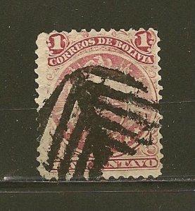 Bolivia 28 Used
