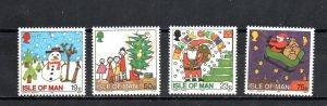 Isle of Man 723-726 MNH