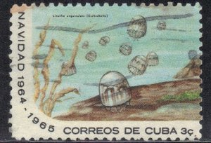 CUBA SC# 920  **USED** 1964   3c   SEE SCAN