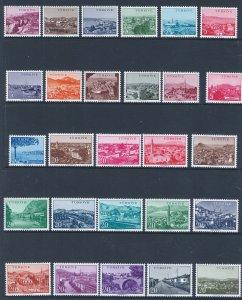 TURKEY 1290-1423  SCV $33.50  COMPLETE SET AT LOW PRICE