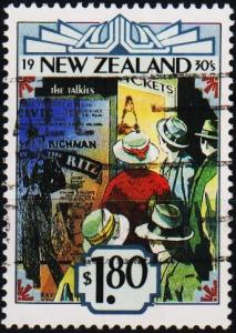 New Zealand. 1993 $1.80 S.G.1725 Fine Used