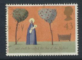 Great Britain SG 1953  Used  - Christmas