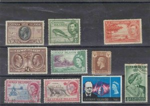 cayman islands  stamps Ref 9246