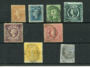 NEW SOUTH WALES LOT USED AS SHOWN  SCOTT VALUE $469.00