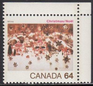 Canada, Sc 1042, MNH, 1984, Christmas Noel