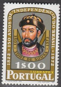 Portugal #1156 MNH F-VF CV $2.75 (V753)