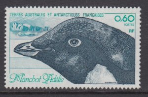 French Southern & Antarctic Territories   #90    mnh      cat $1.10
