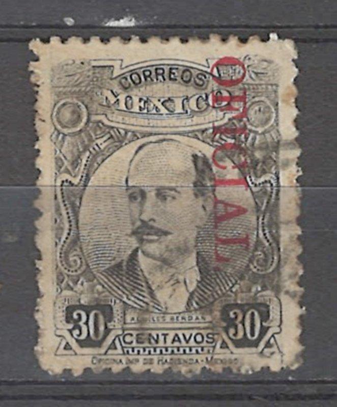 COLLECTION LOT # 4860 MEXICO #O141 1921 CV+$25