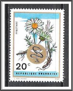 Rwanda #298 Medicinal Plants MNH
