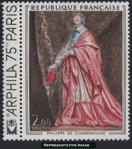 France Scott 1394-1397 Mint never hinged.