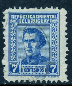 Uruguay 572A Used