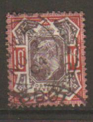 Great Britain #137 Used