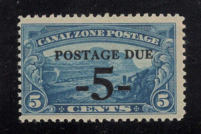 CZ#J23 - Postage Due - Unused - O.G. - N.H.